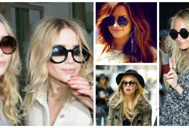 óculos redondos
