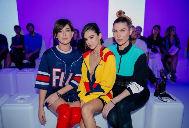 8cf8604c9 MFW  Desfile de estreia FILA na semana de moda de Milão -