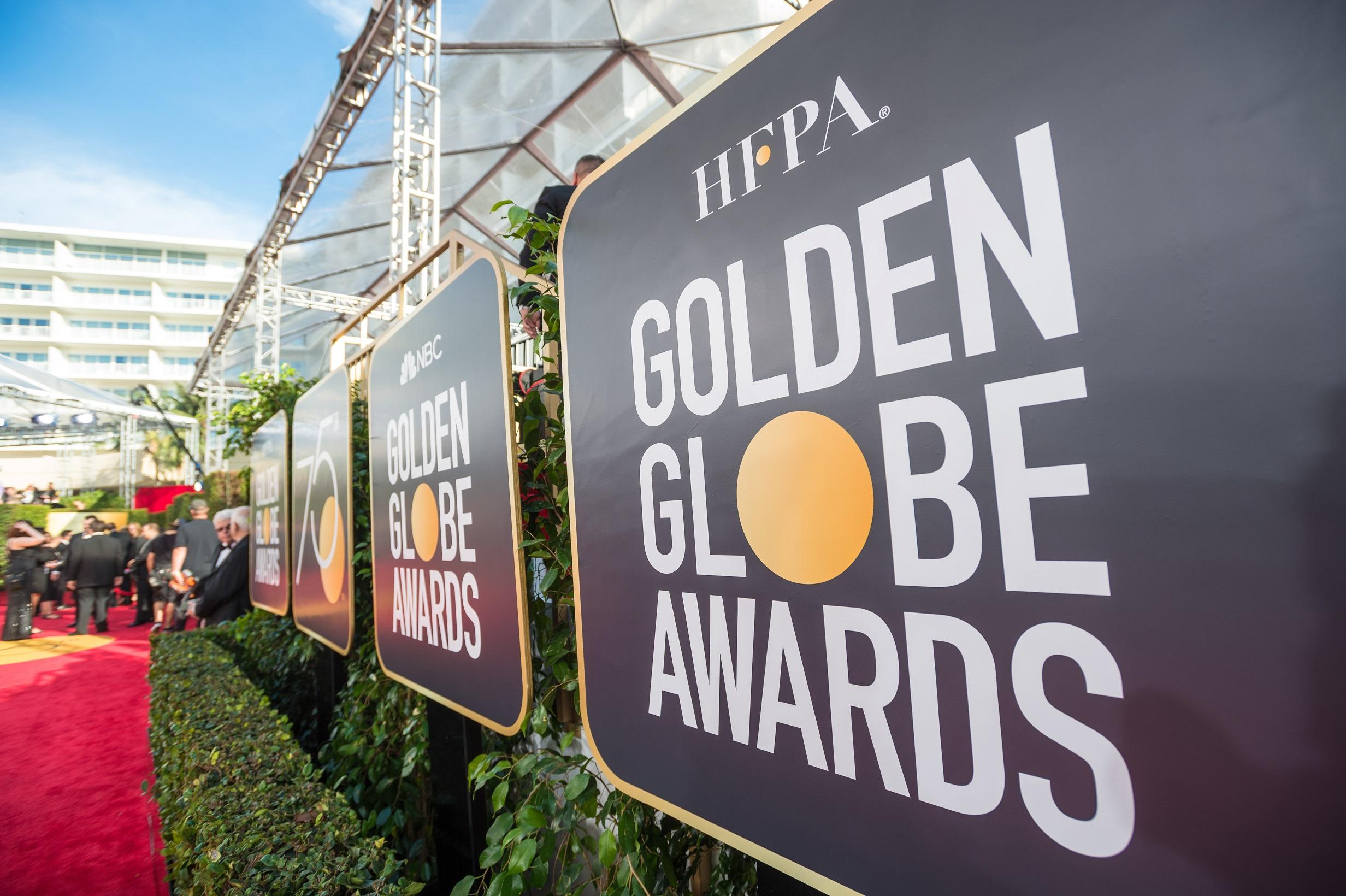 76th Annual Golden Globes Awards acontece 6 de janeiro