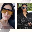 óculos estilo máscara