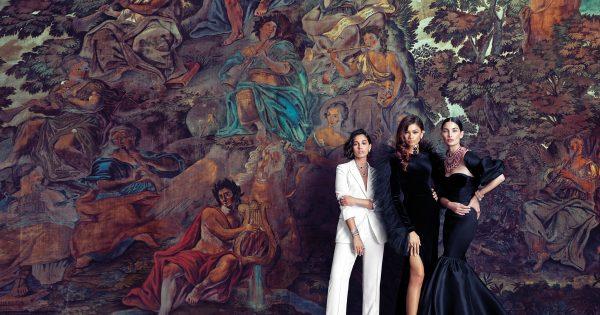 MAI TROPPO: Campanha 2020 BVLGARI Zendaya Lily Aldrigre Naomi Scott