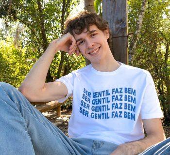 série de camisetas renner