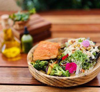 Almoço Pratos de verão Leiteria 639 & Salmão, crédito Fernanda Carpenedo