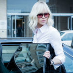 figurino de Atomic Blonde